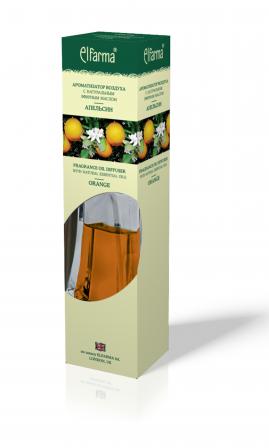 Ароматизатор воздуха Апельсин Elfarma (50 мл)