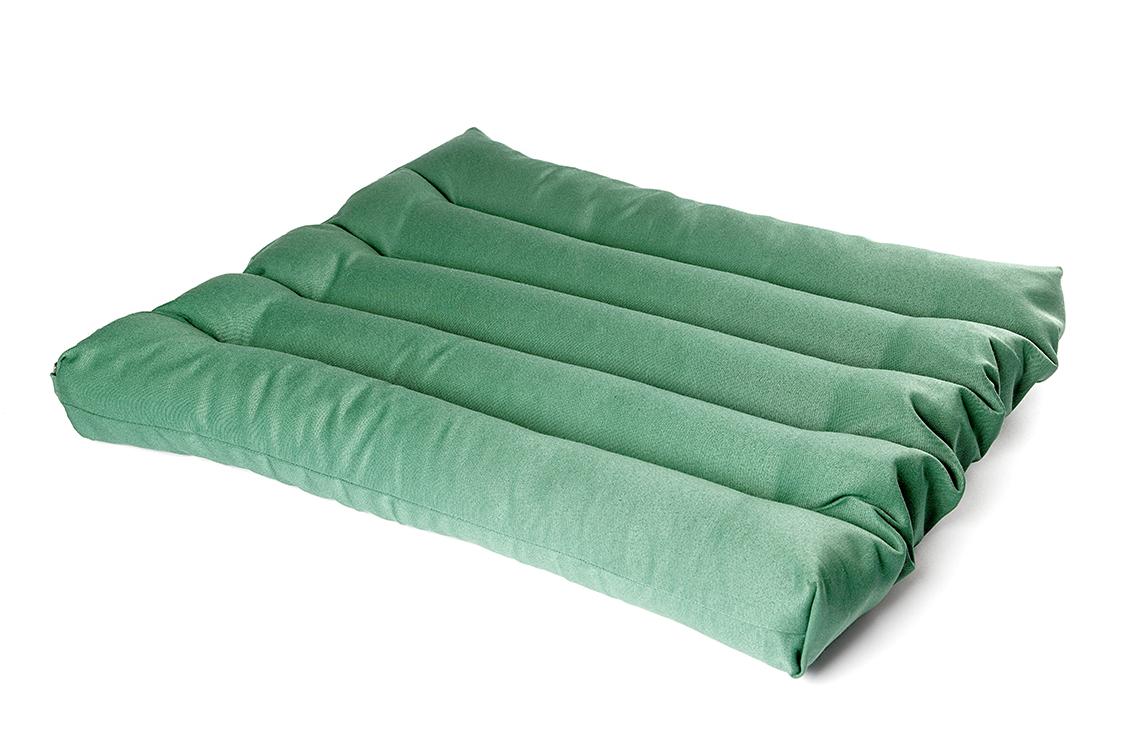 Подушка для медитации Пробуждение (3 кг, 57 см, зеленый, 49 см) подушка для медитации spiritual