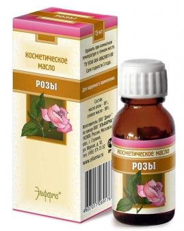 Розы косметическое масло Elfarma (15 мл)