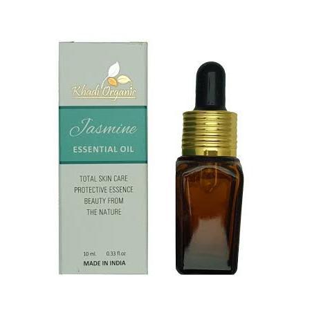 Эфирное масло жасмин Khadi (10 мл)