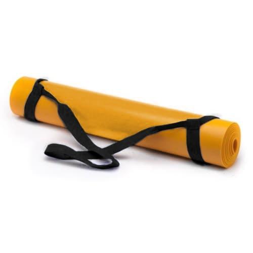 стяжка для йога коврика рамайога 0 1 кг черный Стяжка для йога-коврика Рамайога (0.1 кг, черный)