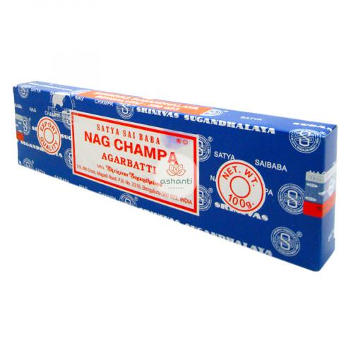 Благовония наг чампа nag champa 100 г Satya (100 г) все цены