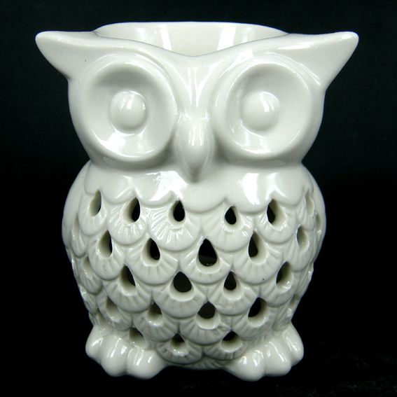 Аромалампа керамическая Сова керамика (М149-3 0,3 кг, 10 см) аромалампа сова керамика v105 10 см