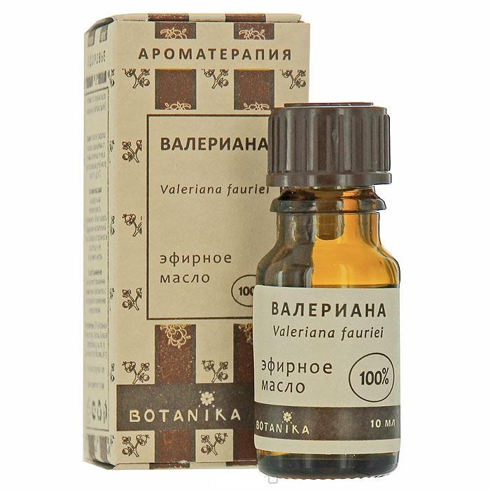 Валериана эфирное масло Ботаника (10 мл)
