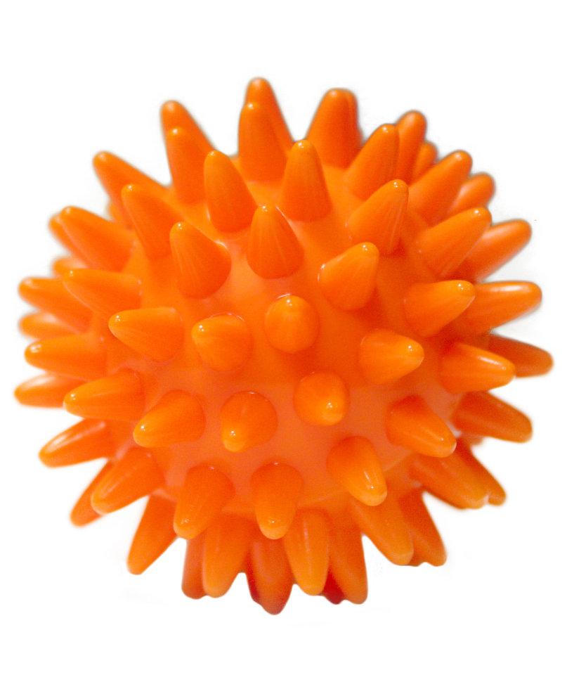 цена на Мяч массажный GB-601 Starfit (6 см, оранжевый)