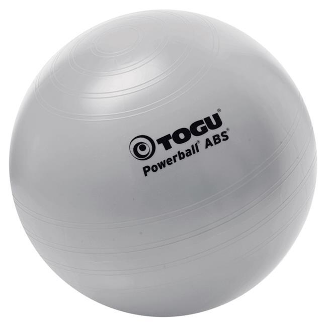 Мяч гимнастический TOGU ABS Powerball (65 см) в ассортименте (ассорти) гимнастический шар 65 см