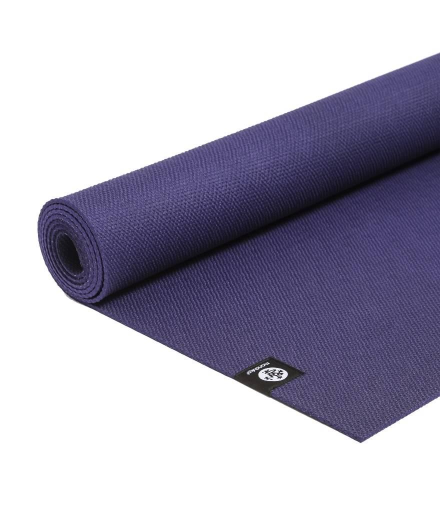 Коврик для йоги Manduka X Mat 5мм (1.8 кг, 180 см, 5 мм, фиолетовый (Magic)) аксессуар parktool метчик для рамы 3мм x 0 5мм ptltap 7