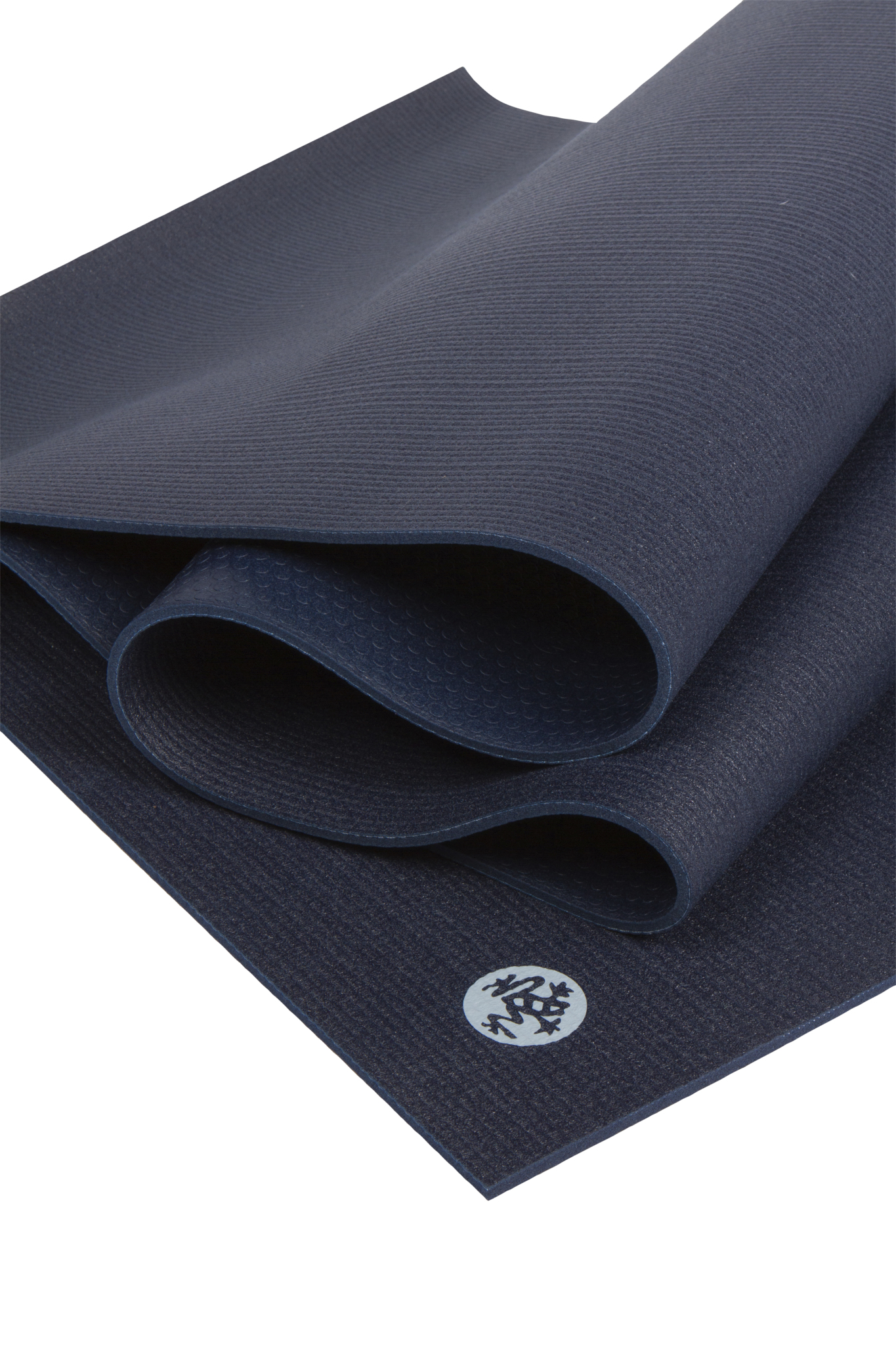 Коврик для йоги Manduka PROlite Mat 4,5мм (2.1 кг, 200 см, 4.5 мм, темно-синий, 60см (Midnight))