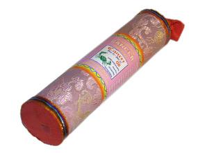 Благовония зодиак Рак в тубусе с подставкой (19 см 37шт)