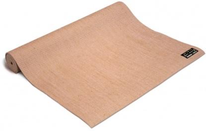 Коврик для йоги Джут FA Bodhi (1.6 кг, 185 см, 4 мм, бежевый, 60см) d bodhi кровать hongkong king page 4