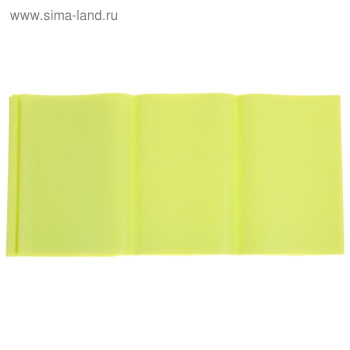 Эспандер ленточный для йоги Рамайога (150 см, 0,35 мм, желтый, 3,8 см) цена 2017