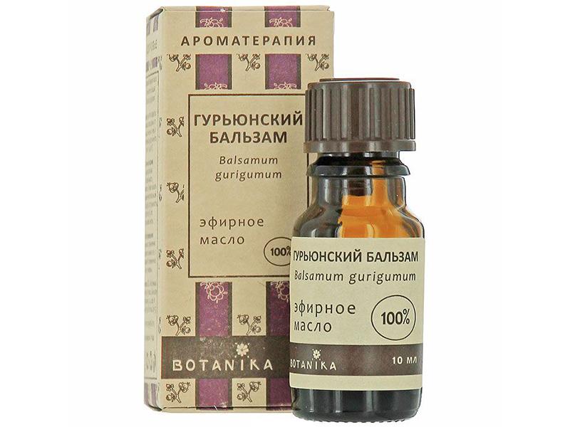 Гурьюнский бальзам 10мл эфирное масло Ботаника (10 мл) лимон масло эфирное 10мл