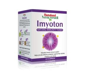 Капсулы для укрепления иммунитета Imyoton Hamdard (60 шт) капсулы позитив 300 мг 60 шт