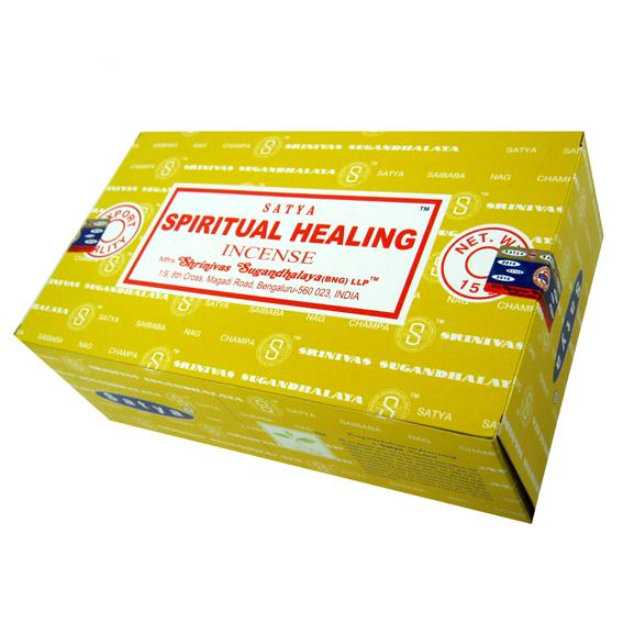 Благовония духовное исцеление spiritual healing Satya серия incense (15 г) благовония аджаро ajaro satya 15 г