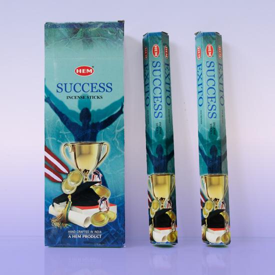Аромапалочки success hexa HEM (186Suc) аромапалочки cherry vanilla hexa hem 20 г