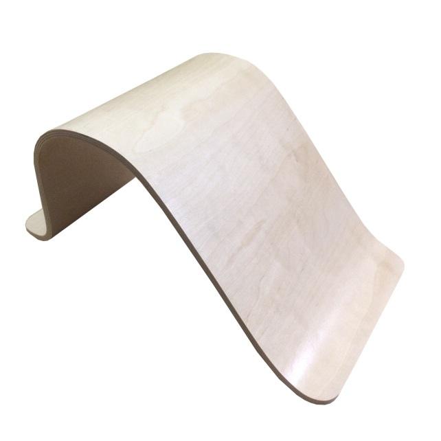 Пропс для йоги и пилатес Бэкбендер (backbender) (5 кг, бежевый) пропс для йоги и пилатес бэкбендер backbender 5 кг коричневый