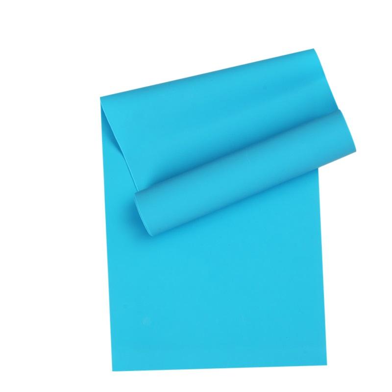 Эспандер ленточный для йоги Рамайога (150 см, 0,35 мм, синий, 3,8 см) цена 2017