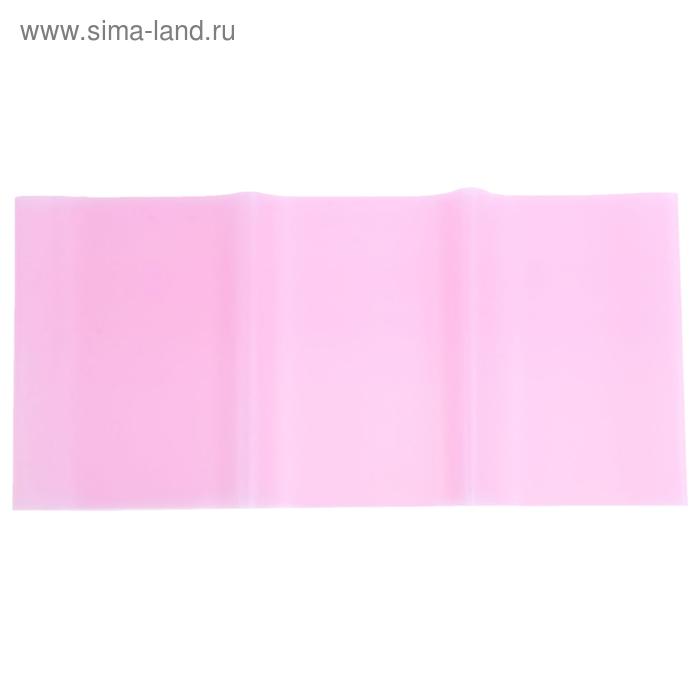 Эспандер ленточный для йоги Рамайога (150 см, 0,35 мм, розовый, 3,8 см) цена 2017