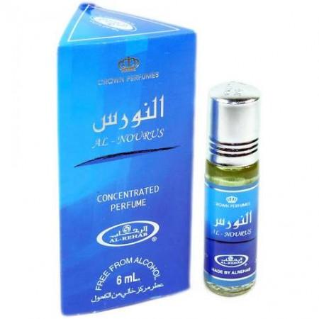 Арабские духи мужские Al Nourus 6 мл Al Rehab