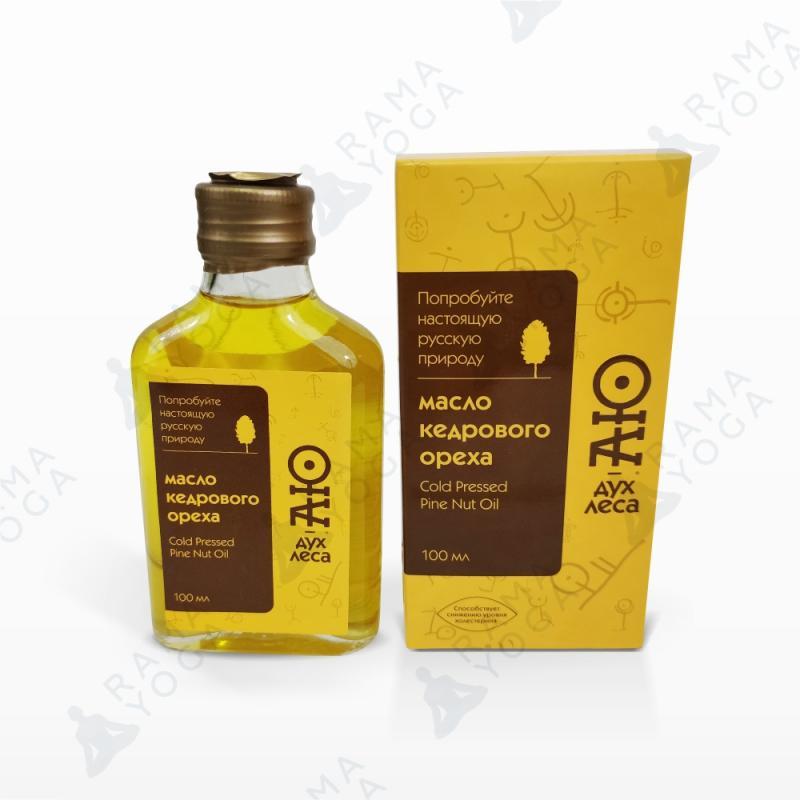 Масло кедровое 100% Аю-Дух леса (100 мл)