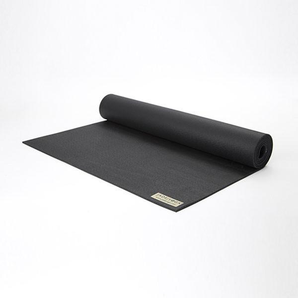 Коврик для йоги Jade Harmony 5 мм из каучука (2,3 кг, 180 см, 5 мм, темно-зеленый / черный / Elite S / , 60см)