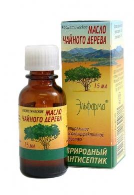 Чайного дерева косметическое масло Elfarma (15 мл) milan yohimbinum d4 5 мл возбуждающие капли на основе йохимбина
