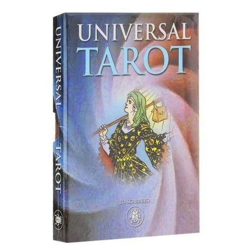 Новое издание Старшие Арканы Универсальное Таро (0,2 кг)