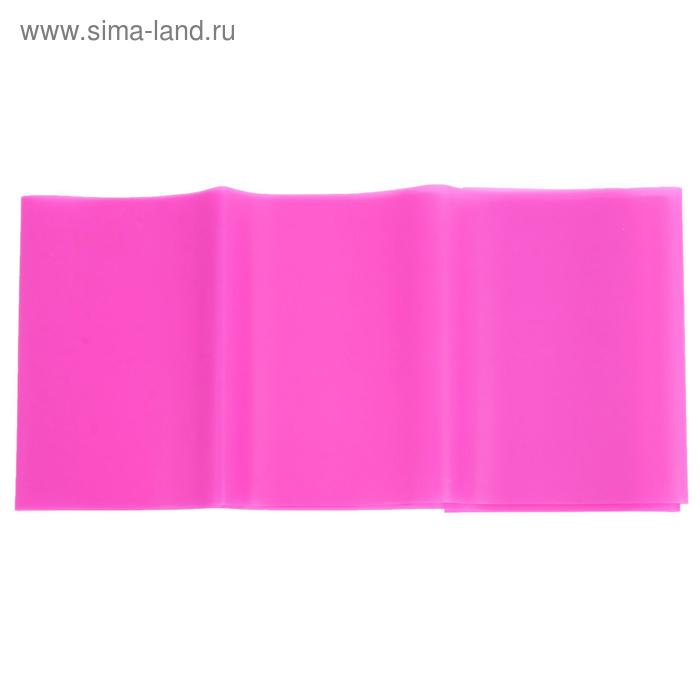 Эспандер ленточный для йоги Рамайога (150 см, 0,35 мм, фиолетовый, 3,8 см) цена 2017
