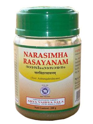 цена на Нарасимха Расаянам Narasimha Rasayanam Kottakkal Arya Vaidya Sala (200 г)