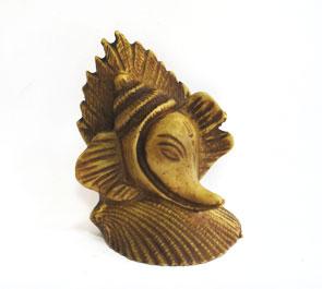 Сувенир Ганеш-драгоценность керамика 5 см