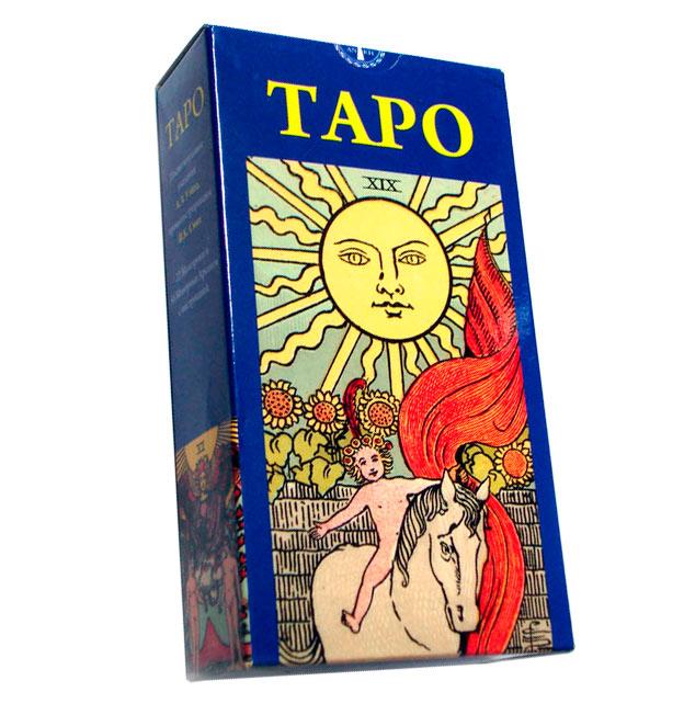 Карты Таро Уэйта (Руководство и карты) (0,2 кг) все цены