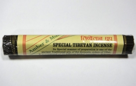 купить Благовоние Special Tibetian Incense Amber & Musk (50 шт) онлайн