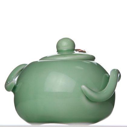 Чайник Карп, фарфор цинцы (200 г, 170 мл) цена