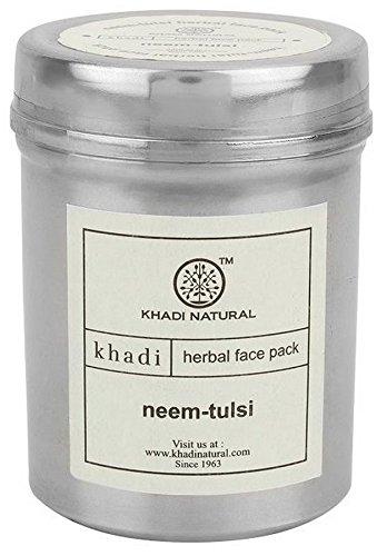 Маска для лица с нимом и тулси в порошке Khadi Natural ламинария водоросли в порошке купить в аптеке цена