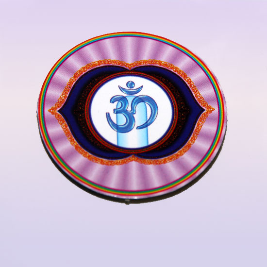 Магнит аджна-чакра 4,3 см (SCV025 0,05 кг)
