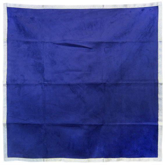Скатерть для Таро (0,1 кг, 70 см, синий, см)