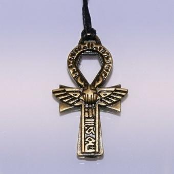 Кулон «Амулет Крест жизни» (№03)
