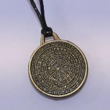 Амулет the cult прогностикон магический круг - развивает интуицию, предвидение будущего (01015 0,05 кг) амулет the cult узел долголетия bs051 0 05 кг