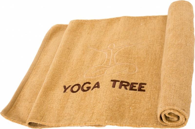 Коврик Yoga Tree  для йоги из хлопка + чехол190*60см