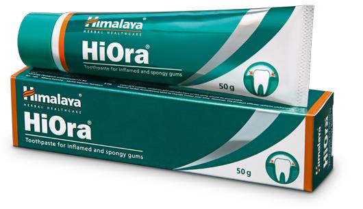 Зубная паста Hiora Himalaya ( 100 г ) зубная паста 100 г ora2 цвет мультиколор