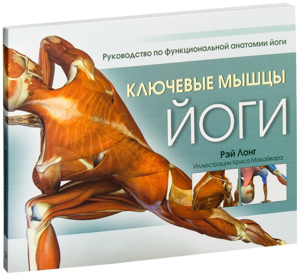 Ключевые мышцы йоги. Рей Лонг (Ключевые Лонг)