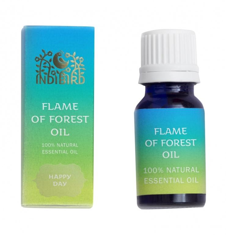 Эфирное масло пламя леса Indibird (5мл) эфирное масло тулси indibird