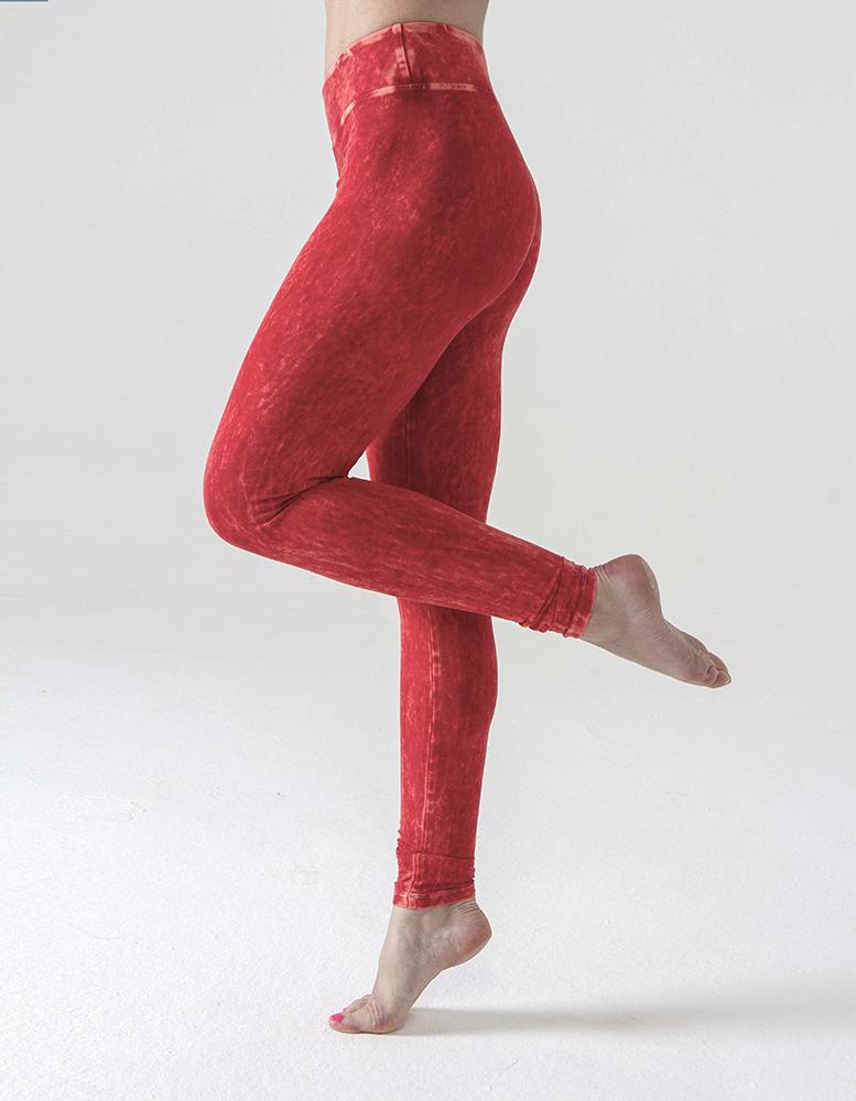 Леггинсы Forest YogaDress (0,3 кг, M(46), красный)