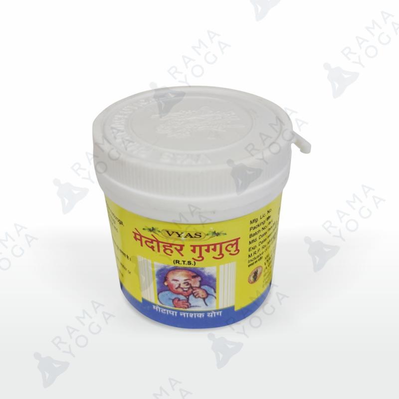 цена на Медохар гуггул medohar guggulu Vyas (100 шт )