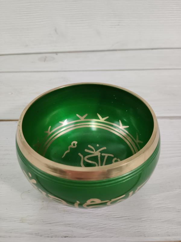 Чаша поющая цветная 10,5 см (450 г)