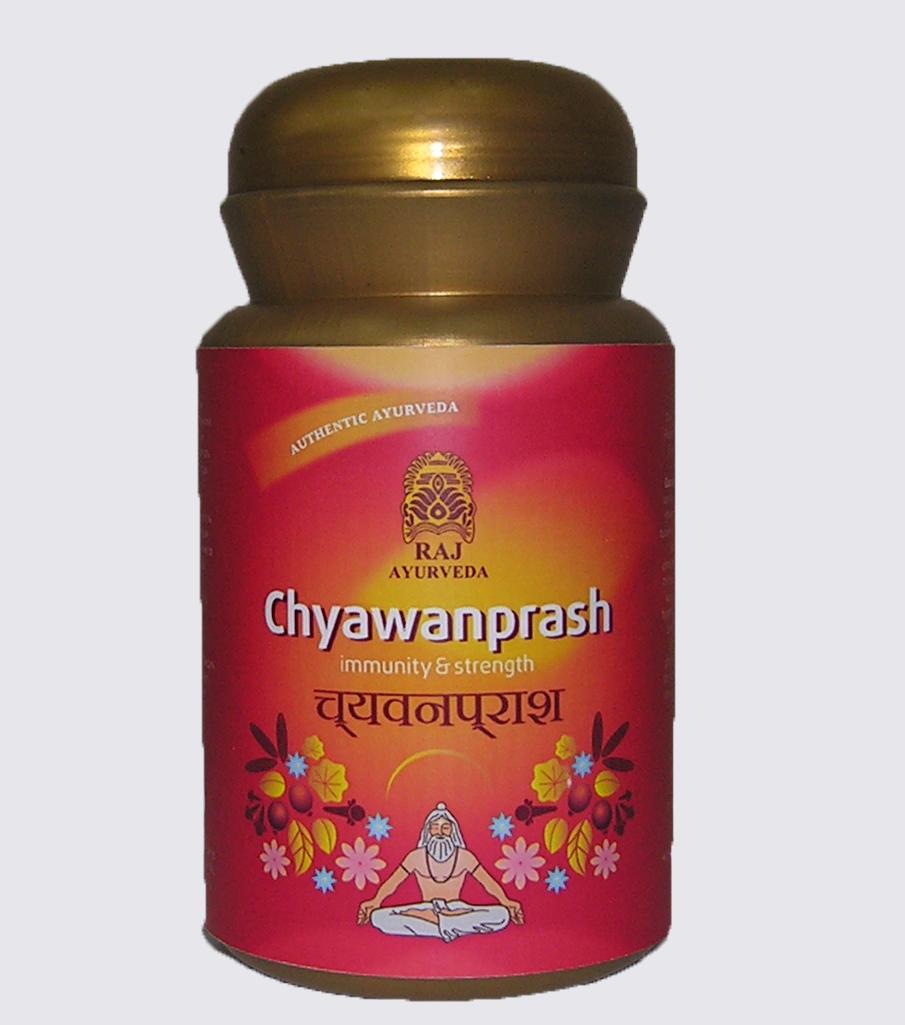 Чаванпраш Радж Аюрведа / Raj Ayurveda 500 г гимнема в капсулах raj ayurveda 60 шт