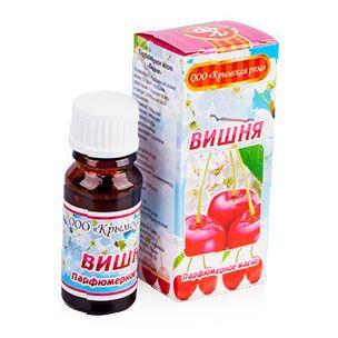 Вишня масло парфюмерное 10 мл Крымская Роза