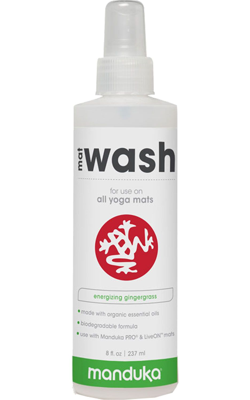 Спрей для коврика чистящий Mat Wash Manduka Gingergrass ( Manduka 240 мл ) семья из микрофибры чистящий мягкой тканью универсальный аппарат кухни 8 скидка 21336