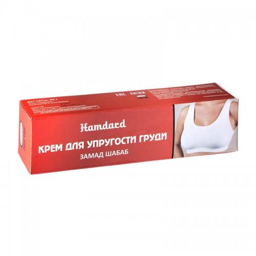 Крем для упругости груди zamad shabab Hamdard (50 г) капсулы для укрепления иммунитета imyoton hamdard hamdard