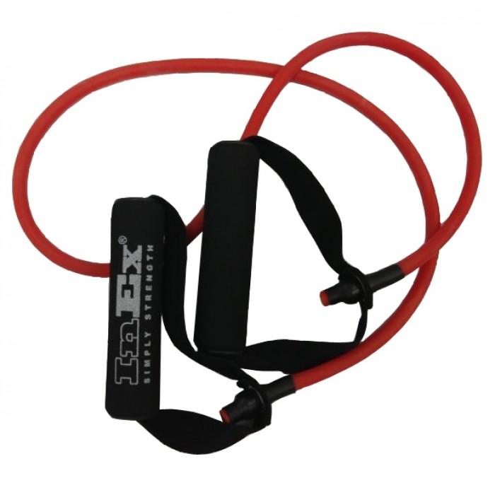 Амортизатор трубчатый среднее сопротивление Body-Tube INEX, красный (Medium ) цена